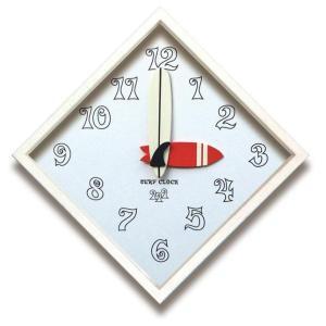 CAC-51554 Clock Team Surf Design|syoukai-tv