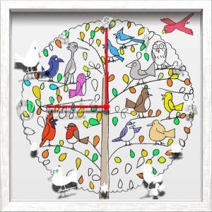 Artist Clock David Severn|syoukai-tv