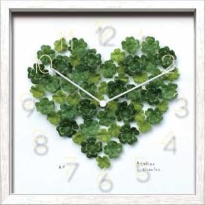 Artist Clock Clover Heart|syoukai-tv