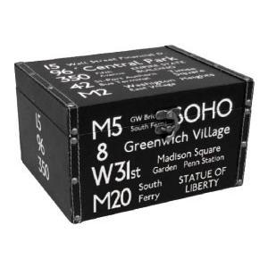 IAM-51729 BUS ROLL SIGN BOX S/サイズ:W270xH220xD160mm|syoukai-tv
