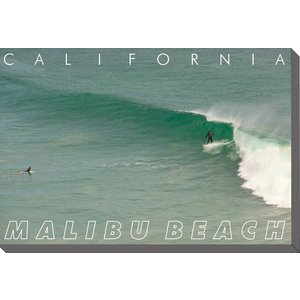 IAP-52146 Art Panel Malibu Beach|syoukai-tv