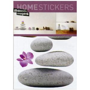 OHS-14254 Home stickers Cedric Porshez / Zen Stones|syoukai-tv