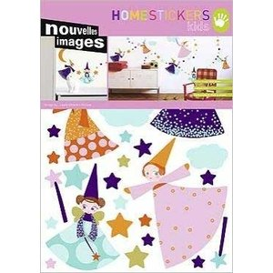 OHS-50119 Home stickers Fairles|syoukai-tv
