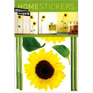 OHS-50407 Home stickers Tournesols|syoukai-tv