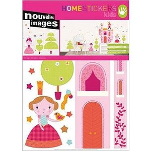 OHS-50875 Home stickers Princesses|syoukai-tv