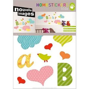 OHS-50876 Home stickers Babu|syoukai-tv