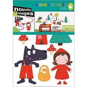OHS-50877 Home stickers Little Red|syoukai-tv
