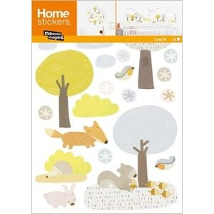 OHS-51480 Home Stickers  The forest|syoukai-tv
