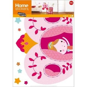 OHS-51483 Home Stickers  Princesses|syoukai-tv