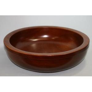 木製品 欅のくりぬきうるし塗り「手こね鉢」がセール価格で!|syozan