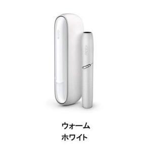 アイコス3 デュオ ウォームホワイト 製品登録可能 ラッピング可  IQOS3 DUO WHITE