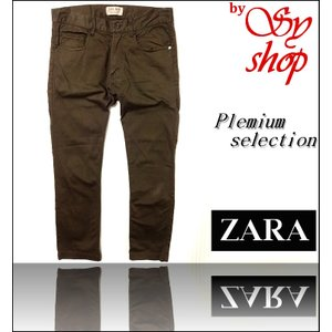 ザラマン ZARA MAN YOUNG DIVISION メンズ 薄手 パンツ 索3529|syshoping0301