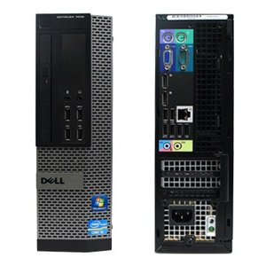 DELL Optiplex 7010SF Windows7 Pro Core i3 3220 3.3GHz 2GB 500GB DVD-ROM DtoDリカバリ領域あり|system0799jp|02