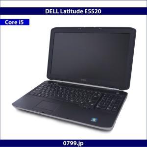 中古ノートパソコン DELL Latitude E5520 ...