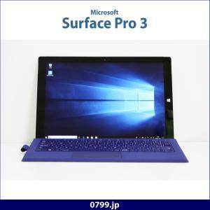 中古タブレット Microsoft Surface Pro 3 キーボード付 Windows10 Core i5 4GB SSD128GB 12インチ 無線LAN Bluetooth カメラ 内蔵|system0799jp|02