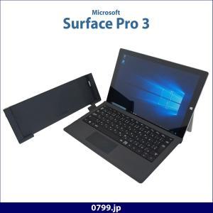 中古タブレット Microsoft Surface Pro 3 ドッキングステーション キーボード付 Windows10 Core i5 4GB SSD128GB 12インチ 無線LAN Bluetooth カメラ 内蔵 system0799jp
