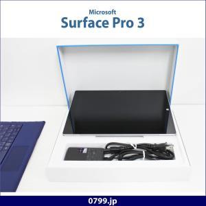 純箱付 中古タブレット Microsoft Surface Pro 3 キーボード付 Windows10 Core i5 4GB SSD128GB 12インチ 無線LAN Bluetooth カメラ 内蔵|system0799jp|07
