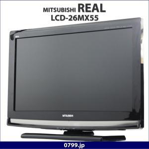 三菱 REALのテレビが入荷! 付属品がないため激安です! ただし、お写真のテレビ部分のみです。 リ...