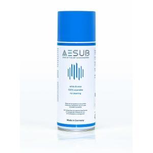 AESUB(エイサブ)ブルースプレー 400ml  3Dスキャナ用昇華スプレー