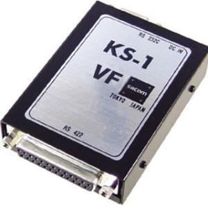 KS-1-VF NTT Docomo無線パケット通信端末 FOMAユビキタスモジュール対応RS232C⇔RS422変換ユニット (ACアダプタ仕様) systemsacom