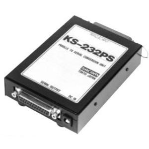 KS-232PS パラレル→シリアル変換ユニット (ACアダプタ仕様) systemsacom