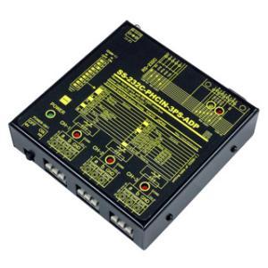 SS-232C-PHCIN-3PS-AC 3ch入力⇒RS232C変換器(ACアダプタ仕様)|systemsacom