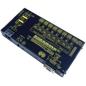 SS-232C-RLSW-8PB-DC RS232Cリレースイッチユニット[独立8ch]【絶縁】[ブレーク接点X8ch](DC10-32V仕様)|systemsacom