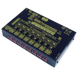 SS-232C-RLSW-8PMB-ADP RS232Cリレースイッチユニット[独立8ch]【絶縁】[(A)(B)接点X各4ch](ACアダプタ仕様)|systemsacom