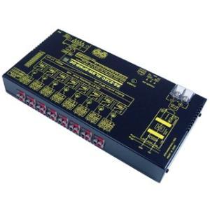 SS-232C-RLSW-8PMB-DC RS232Cリレースイッチユニット[独立8ch]【絶縁】[A・B接点X各4ch](DC10-32V仕様)|systemsacom