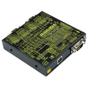 SS-232C-SK2-B USB(COM)搭載 RS-232C 4分配2統合ユニット コモン側 周辺機器接続タイプ|systemsacom