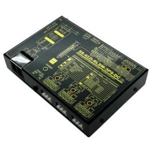 SS-422i-RLSW-3PS-DC RS422リレースイッチユニット[独立3ch]【絶縁タイプ】(DC10-32V仕様)|systemsacom