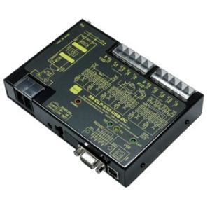 SS-CLP-232-USB-DC USB(COM)搭載 RS232C⇔4-20mA電流ループ(カレントループ)変換器(DC10〜32V仕様)|systemsacom