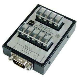 SS-D9PP-T54 Dsub9ピンコネクタ ⇔ 端子台変換ユニット ケーブル中継|systemsacom