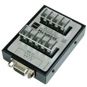 SS-D9PS-T54 Dsub9ピンコネクタ ⇔ 端子台変換ユニット ケーブル中継|systemsacom