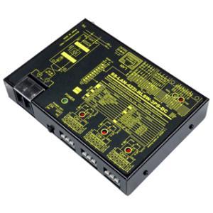 SS-LAN-422i-RLSW-3PS-DC LAN(Ethernet)/RS422リレースイッチユニット[独立3ch]【絶縁タイプ】(DC10-32V仕様)|systemsacom