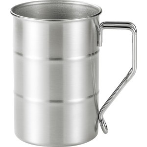 よこやま マグカップ ワイルドウェスト ドラム缶マグ 400ml WW-02