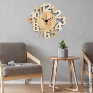 2020新作 掛け時計 北欧 おしゃれ かわいい 音がしない ギフト 掛時計 入学祝い 玄関 インテリア時計 ウッド ナチュラル シンプル モダン 子供/[aaz06]|syu