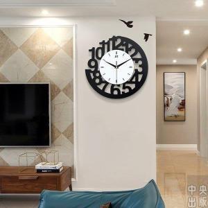 2020新作 掛け時計 北欧 おしゃれ かわいい 音がしない ギフト 掛時計 入学祝い 玄関 インテリア時計 ブラック ホワイト カジュアル モード 子供[aat79]|syu