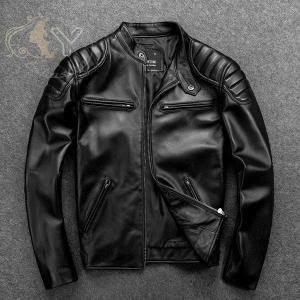 羊革 プロテクター装備 メンズ バイク ジャケット ライダースジャケット バイク ウェア春 秋 冬3シーズン 防風 防水 防寒 syu