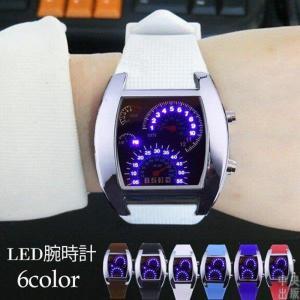 LEDデジタル腕時計 ウォッチ デジタルウォッチ メンズ|syu