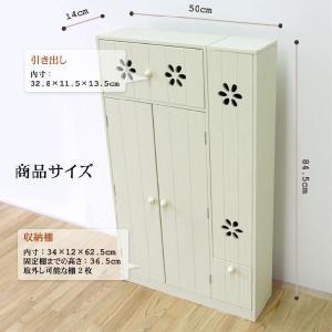 トイレ収納 トイレラック 3列 ハイタイプ|syufunomikata|03