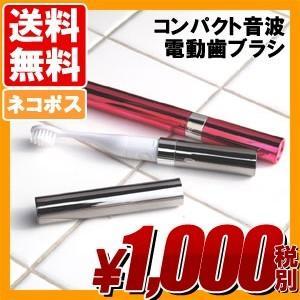 【送料無料】携帯用電動歯ブラシ syufunomikata