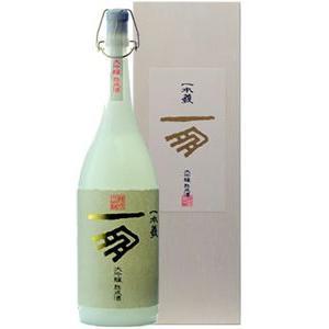一本義 斗瓶囲い熟成大吟醸 一朋 1800ml|syuho