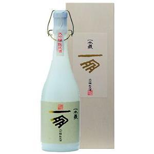 一本義 斗瓶囲い熟成大吟醸 一朋 720ml|syuho