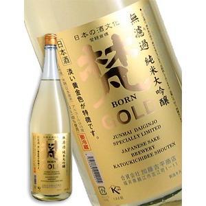 梵 GOLD無濾過 純米大吟醸 1800ml