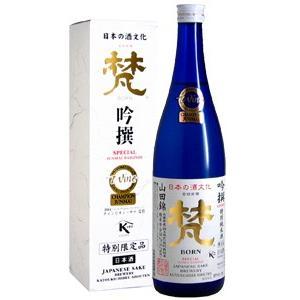 梵 吟撰 特別純米酒 720ml syuho