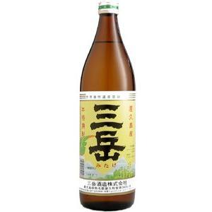 三岳 芋焼酎 25度 900ml|syuho