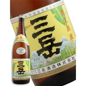 三岳 芋焼酎 25度 1800ml|syuho