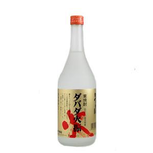 ダバダ火振 栗焼酎 25度 720ml|syuho