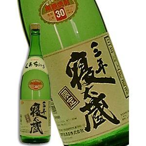 三年寝太蔵 黒糖焼酎 30度 1800ml|syuho